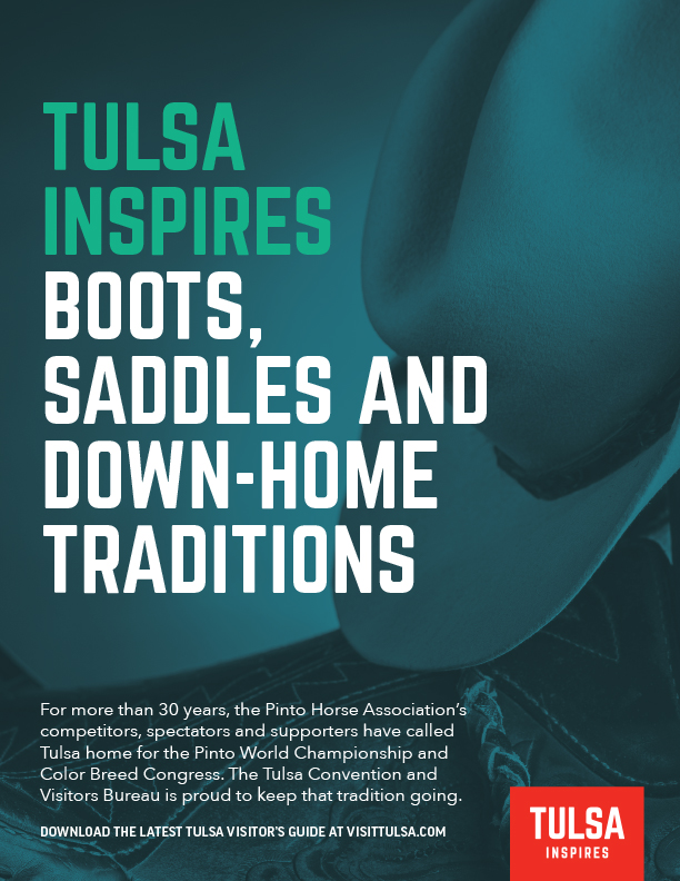 Visit Tulsa right ad